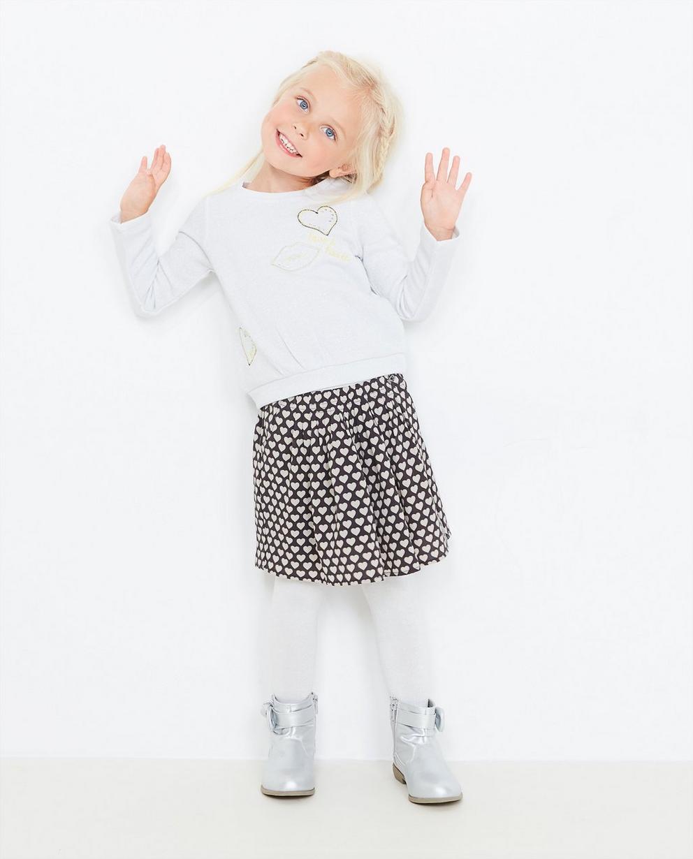 Sweater met metaaldraad - K3 - K3
